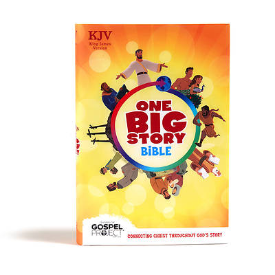 KJV One Big Story Bible, Hardcover