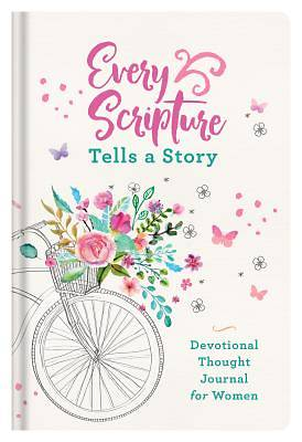 Picture of Every Scripture Tells a Story Devotional Thought Journal for Women