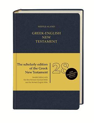 Nestle Aland 28th Edition Greek - English