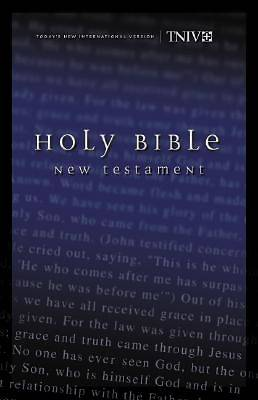 The New International Version New Testament