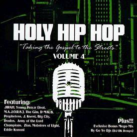 Holy Hip Hop; Taking the Gospel to the Streets
