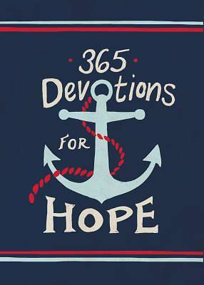 Picture of 365 Devotions for Hope