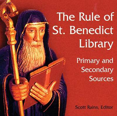 The Rule of St. Benedict Library CD