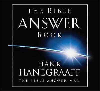 The Bible Answer Audio Book; From the Bible Answer Man