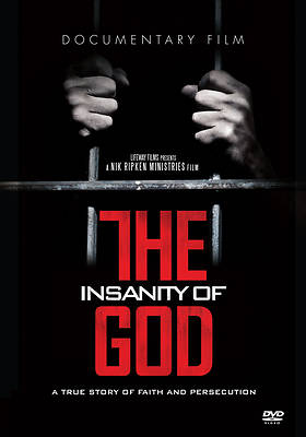 Picture of The Insanity of God DVD