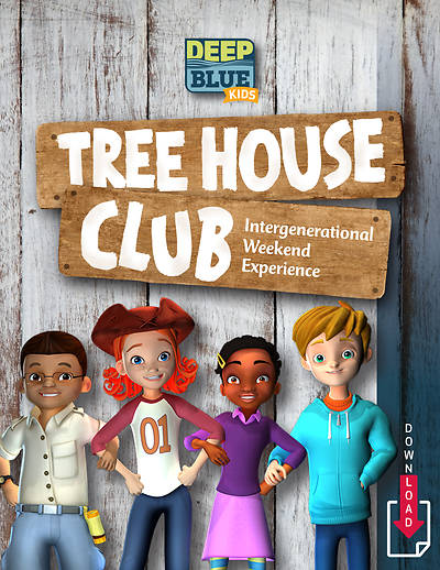 Deep Blue Kids Tree House Club Download