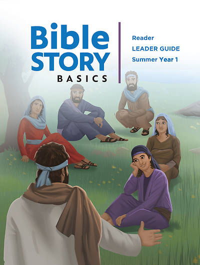 Picture of Bible Story Basics Reader Leader Guide Summer 2020