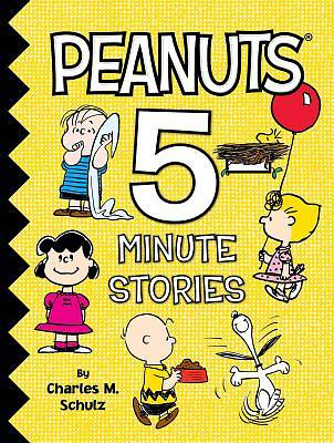 Picture of Peanuts 5-Minute Stories