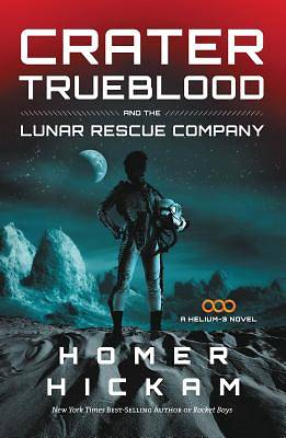 Picture of Crater Trueblood and the Lunar Rescue Company