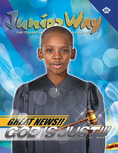 UMI Juniorway Student Magazine Winter 2013-2014