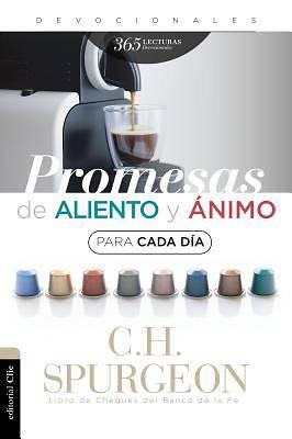Picture of Libro de Promesas de Aliento Y Ánimo Para Cada Día