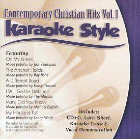 Contemporary Hits Vol. 1 Karaoke Style