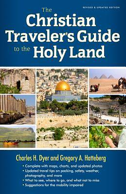 The Christian Travelers Guide to the Holy Land [ePub Ebook]