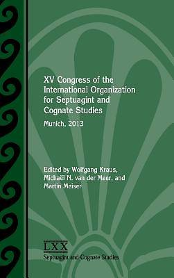 XV Congress of the International Organization for Septuagint and Cognate Studies