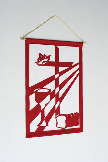 Communion Liturgical Wall Hanging Kit