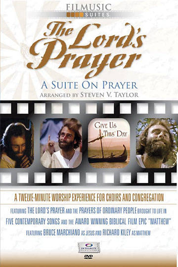 Lords Prayer DVD