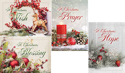 Picture of A Merry Heart Christmas Assorted Boxed Cards