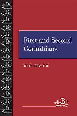 Picture of First and Second Corinthians