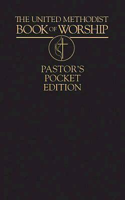 The United Methodist Book of Worship Pastors Pocket Edition - eBook [ePub]