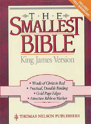Smallest King James Version Bible
