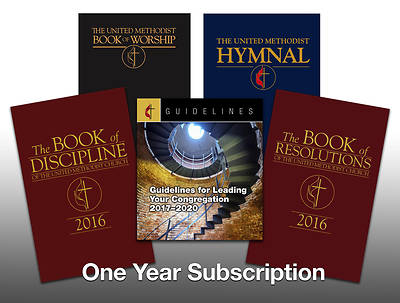 Picture of United Methodist Full Site Online Subscription - 1 Year
