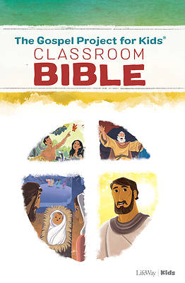 Picture of The Gospel Project for Kids Classroom Bible