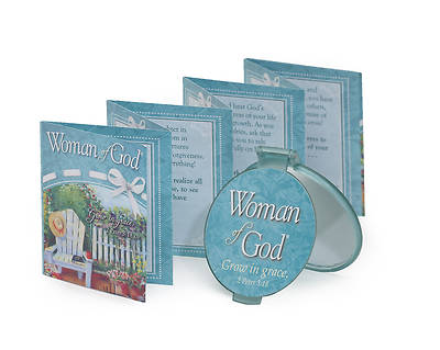 Woman of God Compact Mirror