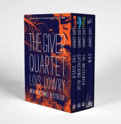 Picture of The Giver Quartet Boxed Set