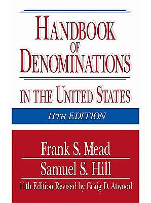 Handbook of Denominations [Adobe Ebook]