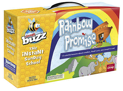 Groups Buzz Preschool Rainbow Promise Kit Fall 2013