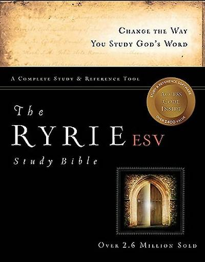 The Ryrie English Standard Version Study Bible