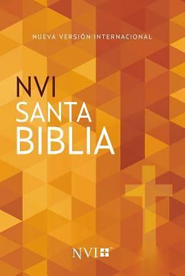 Picture of NVI Santa Biblia Edicion Misionera Cruz Rustica (Nvi Holy Bible Outreach Edition)