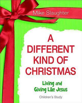 A Different Kind of Christmas Children's Leader Guide | Cokesbury
