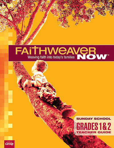 Picture of FaithWeaver Now Grades 1&2 Teacher Guide, Winter 2017