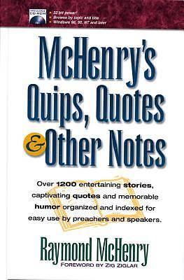 McHenrys Quips, Quotes & Other Notes with CDROM