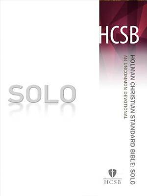 HCSB Solo [ePub Ebook]