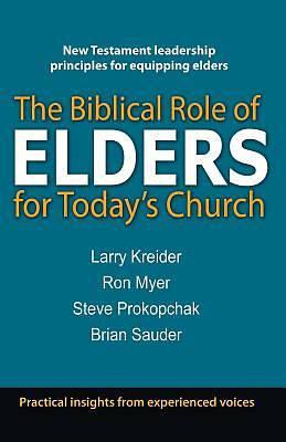 Picture of The Biblical Role of Elders for Today's Church