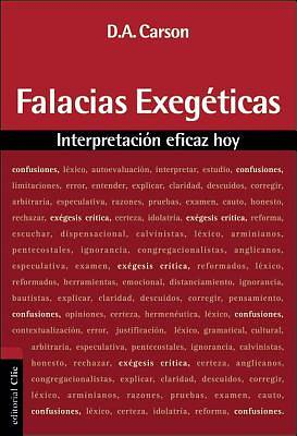 Picture of Falacias Exegeticas