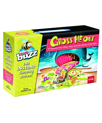 Picture of Buzz Grades 3-4 Gross Me Out Kit Spring 2020