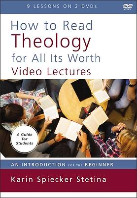 Picture of How to Read Theology for All Its Worth Video Lectures
