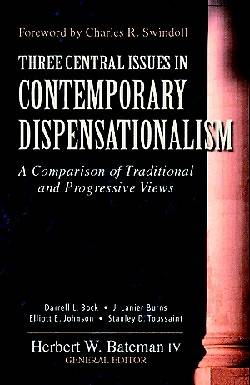 Picture of Three Central Issues in Contemporary Dispensationalism
