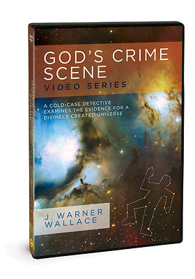 God's Crime Scene DVD Video Series with Facilitator's Guide