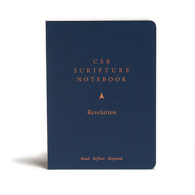 Picture of CSB Scripture Notebook, Revelation