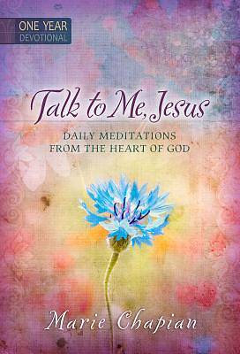 Picture of Talk to Me Jesus One Year Devotional
