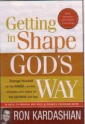 Picture of Getting in Shape God's Way [With DVD]