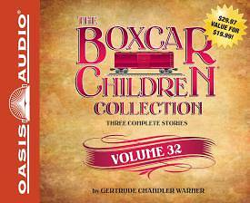 The Boxcar Children Collection Volume 32