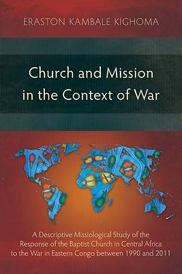 Picture of Church and Mission in the Context of War