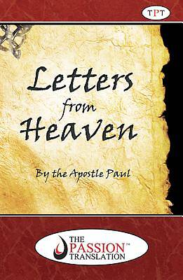 Letters from Heaven by the Apostle Paul [ePub Ebook]