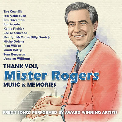 Picture of Thank You, Mister Rogers