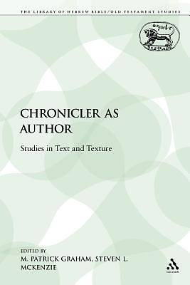 The Chronicler as Author